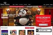 legaal gokken bij royal panda