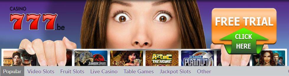 legaal online gokken casino 777